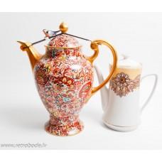Porcelāna liela kafijas kanna, Hutschenreuther Selb Bavaria, Vācija