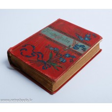 Grāmata Neaizmirstulīne, kalendārs, piemiņas grāmatiņa 1909