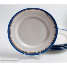 Porcelāna šķīvis,  RPR,