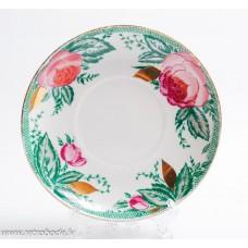 Porcelāna apakštase, roze, LFZ