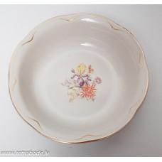 Porcelāna salātu trauks, PFF Rīgas porcelāns