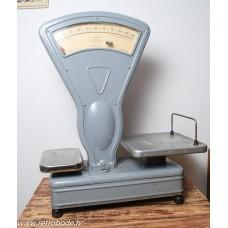 Metāla svari 1969 gads