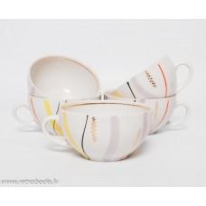 5. gab. Porcelāna tases Marijka