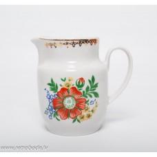 Porcelāna krējuma trauks no servīzes Rīga,  RPR, Rīgas porcelāns