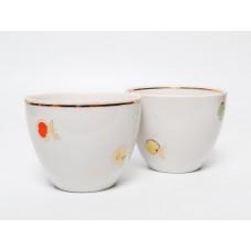 2. gab. Porcelāna trūzes, PFF, Rīgas porcelāns