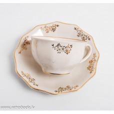 Porcelāna tējas tase un apakštase, RPF