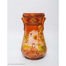 Keramikas vāze, Rīga, Sigulda