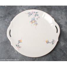Porcelāna šķīvis, servēšanas trauks, Kuzņecovs Latvija