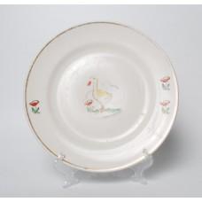 Bērnu porcelāna šķīvis, PFF