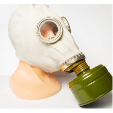Civila gāzes maska modelis GP-5, PSRS (izmērs 1)