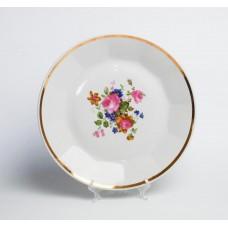 Liels porcelāna servēšanas šķīvis, trauks, RPR