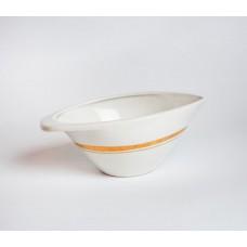 Porcelāna mērces trauk, PFF, 1950-60e gadi