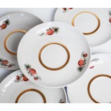 5 gab Porcelāna apakštases, Čiekurs