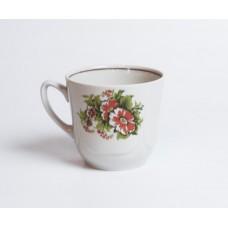 Porcelāna tējas krūze, RPR, Rīgas porcelāns
