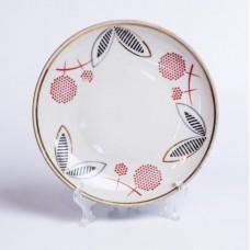 Porcelāna deserta šķīvis, PFF