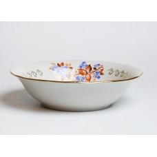 Porcelāna salātu trauks, porcelāns,  RPR