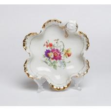 Porcelāna deserta šķīvis, RPF 1950-1960. gadi
