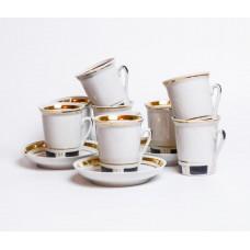 Porcelāna kafijas tases, Gorodņickas porcelāna fabrika