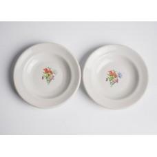 2 gab. Porcelāna trauki, PFF, 1950-60e gadi