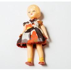 Lelle oriģināla kleita