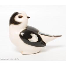 Porcelāna figūriņa, putns LFZ