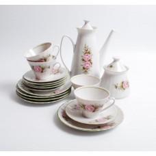 """Porcelāna kafijas servīze """"Vita"""", nepilna"""