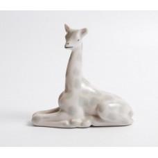 Porcelāna figūriņa, Žirafe, bez apgleznojuma, PFF