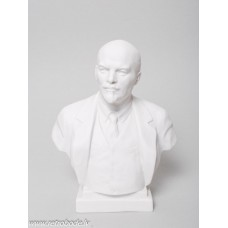 Porcelāna figūriņa, biste Ļenins LFZ