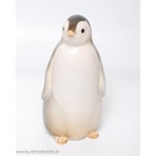 Porcelāna figūriņa, Pingvīns, LFZ