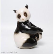 Porcelāna figūriņa, Panda, porcelāns LFZ