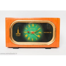 Galda pulkstenis Jantarj, 1980. gada Vasaras Olimpiskās spēles
