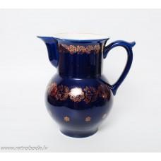 Porcelāna sulas krūze, kobalts