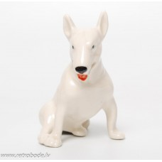 Porcelāna figūriņa, Buļterjers, Scitalis Krievija