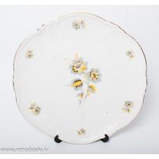 Porcelāna servēšanas šķīvis, trauks, Jessen Rīga