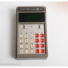 Kalkulātors Ekeltronika 1979