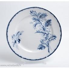 Porcelāna šķīvis trauks, Villeroy Boch Dresden, Vācija
