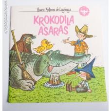 Bērnu grāmata Huans Antonio de Laiglēsija, Krokodila asaras