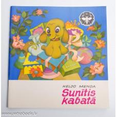 Bērnu grāmata Heljo Menda, Sunītis kabatā