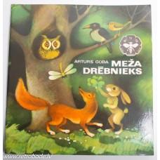 Bērnu grāmata Arturs Goba, Meža drēbnieks