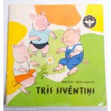 Bērnu grāmata Sergejs Mihalkovs, Trīs Siventiņi