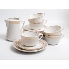 """Porcelāna kafijas servīze nepilna, """"Vasara"""" PFF"""