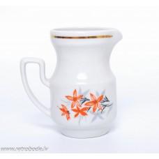 Porcelāna krējuma trauks no servīzes Aija-2,  RPR, Rīgas porcelāns