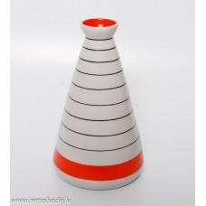 Porcelāna vāze, PFF, 1950-e gadi