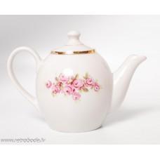 Porcelāna tējkanna,  RPR, Rīgas porcelāns