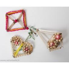 3 gab. rotalieta Ziemassvētku rotājums