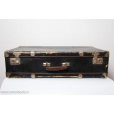 Melns koferis, pulmaņa kartons, Somdaris 1950. gadi