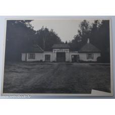 Fotogrāfija Rīgas Zooloģiskais dārzs 1920-30. gadi