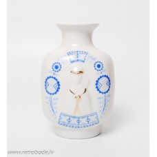 Porcelāna vāze, RPR Rīga, Rīgas porcelāns