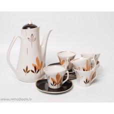 "Porcelāna kafijas servīze nepilna, ""Stella"""