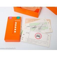 Plastmasas rotalieta Ceļu satiksmes noteikumi, Straume
